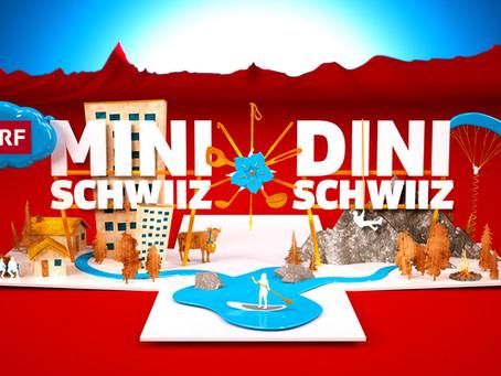 Die Sendung Mini Schwiz, dini Schwiz auf SRF kommt kommt ab dem 1.2.201 bis 5.2.2021 aus der Region