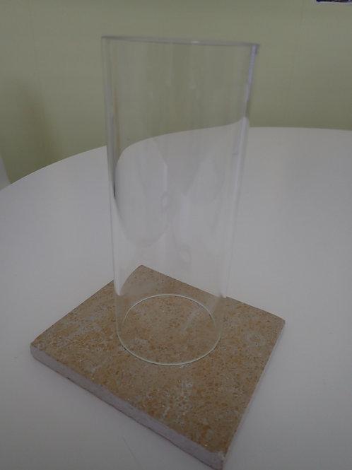 Ersatzglas für Grablaterne