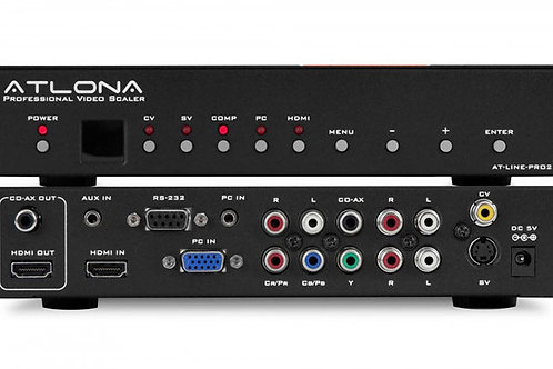 Atlona Scaler Switcher AT-LINE-PRO2