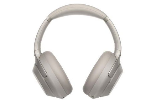 Wireless Over-Ear-Kopfhörer WH1000XM3 Silber