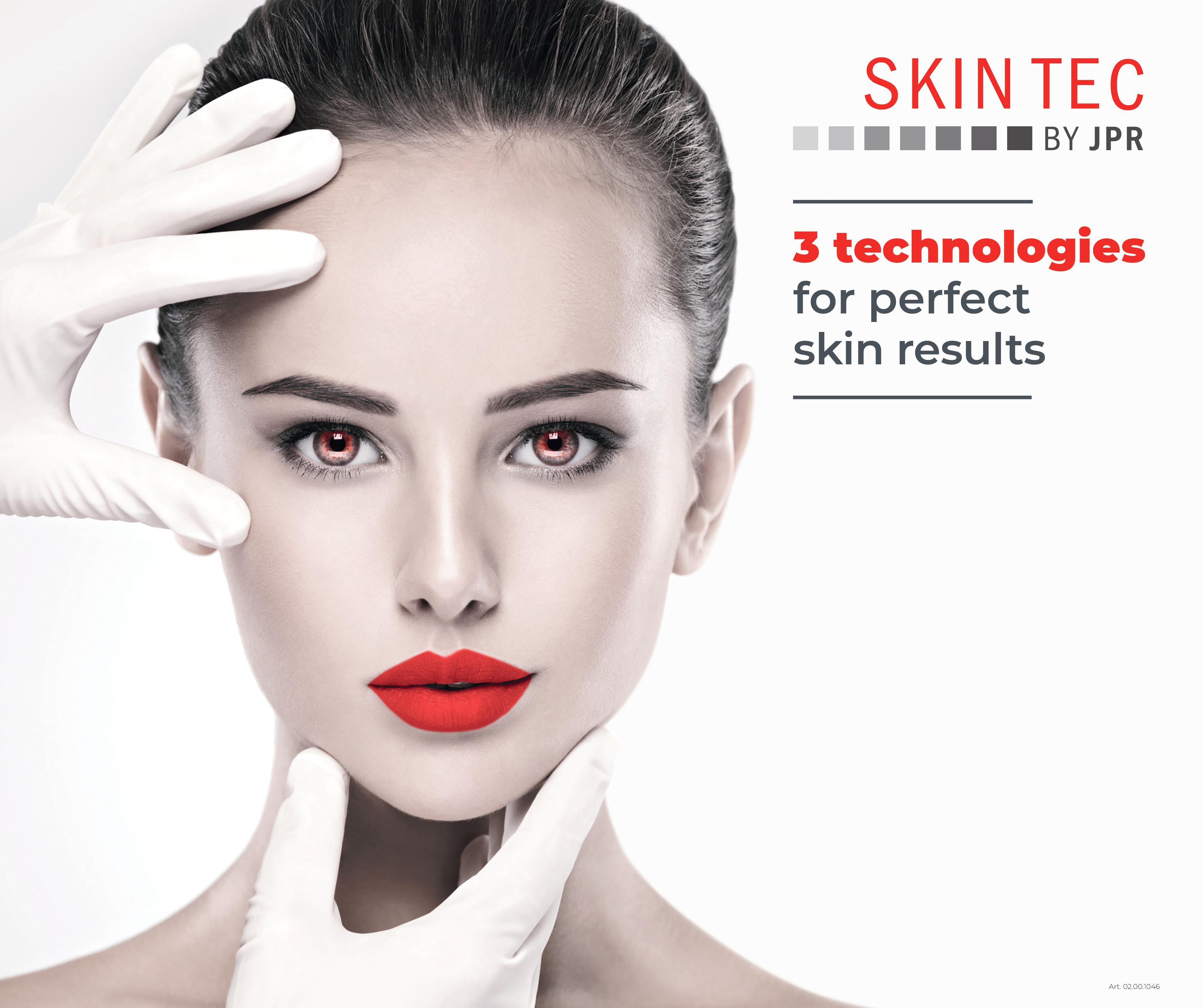 Skin Tec Behandlung Simone Neuweiler Cosmetics Wallisellen