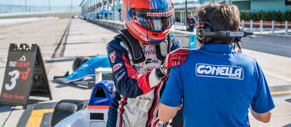 Mac Clark and Artie Flores Join Gonella Racing for the 2021 F4 U.S. Championship Powered by Honda