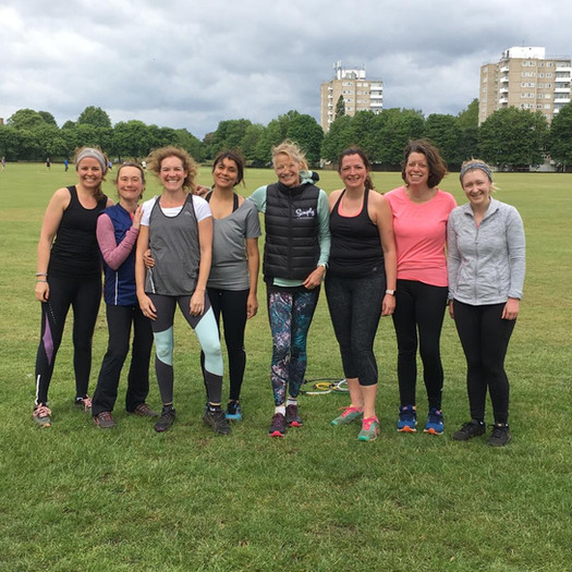 Group Fitness Training