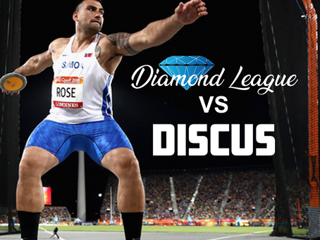 The Diamond League Vs. Discus