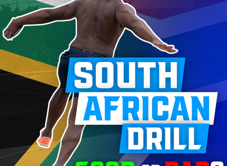 South African Drills: Discus