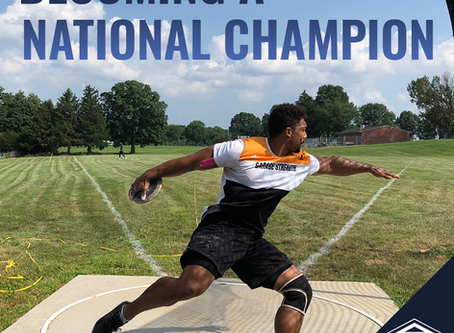 Becoming A National Champion