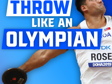 How to Throw Discus Like a Pro!