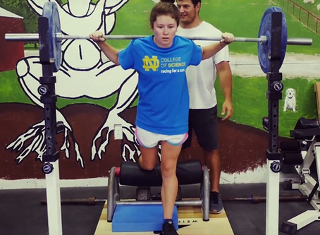 """How to really get """"In Shape"""" as a Thrower"""