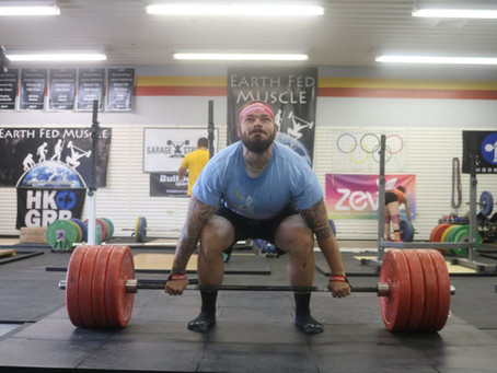 Throwers and Deadlifts Part 2: When To Use Deadlifts