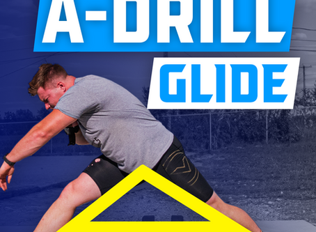 Use THIS Drill for a Better Glide!