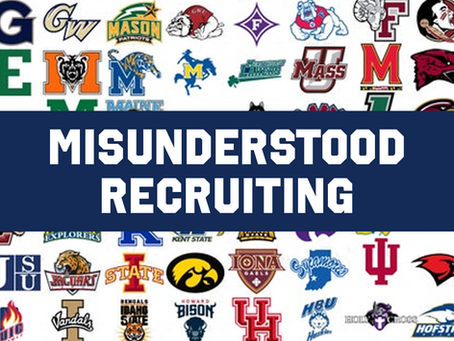Misunderstood Recruiting: Raw vs. Trained