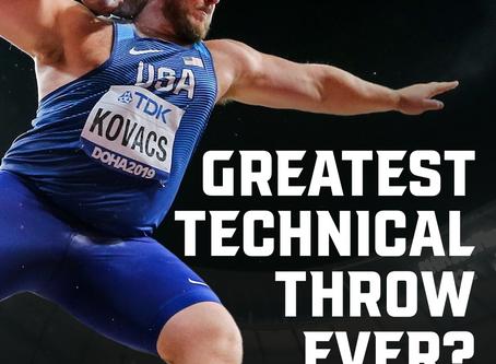 Greatest Technical Throw Ever?