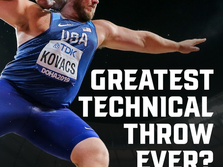 Greatest Technical Throw Ever?