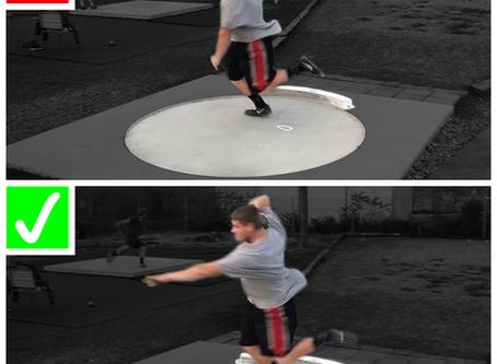 Spinning Technique: Right Leg Over Rotation