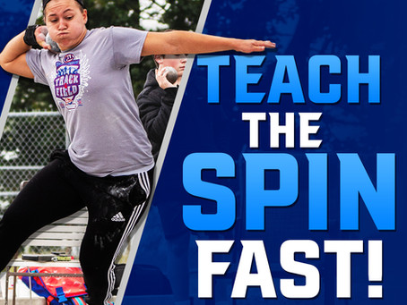 How to Teach the Spin to Beginners