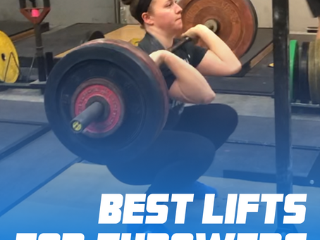 The Top 5 Best Lifts for High School Throwers