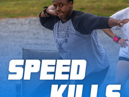 Speed Development: Part 3 of 3 Physiology