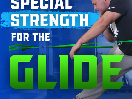 Top 3 Special Strength Exercises for the Glide!