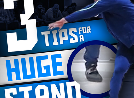 How to Stand Throw Properly
