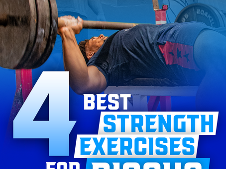 4 Best Strength Exercises for Discus
