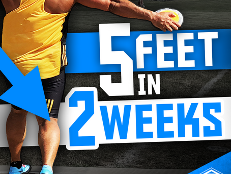 Five Feet in Two Weeks