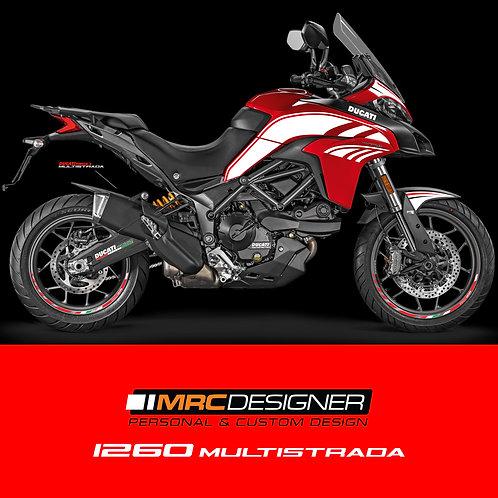 Ducatti Multistrada 950