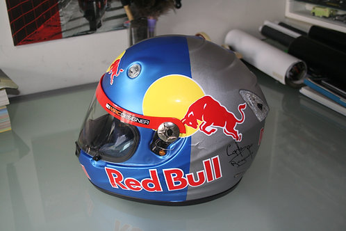 Plotagem Red Bull