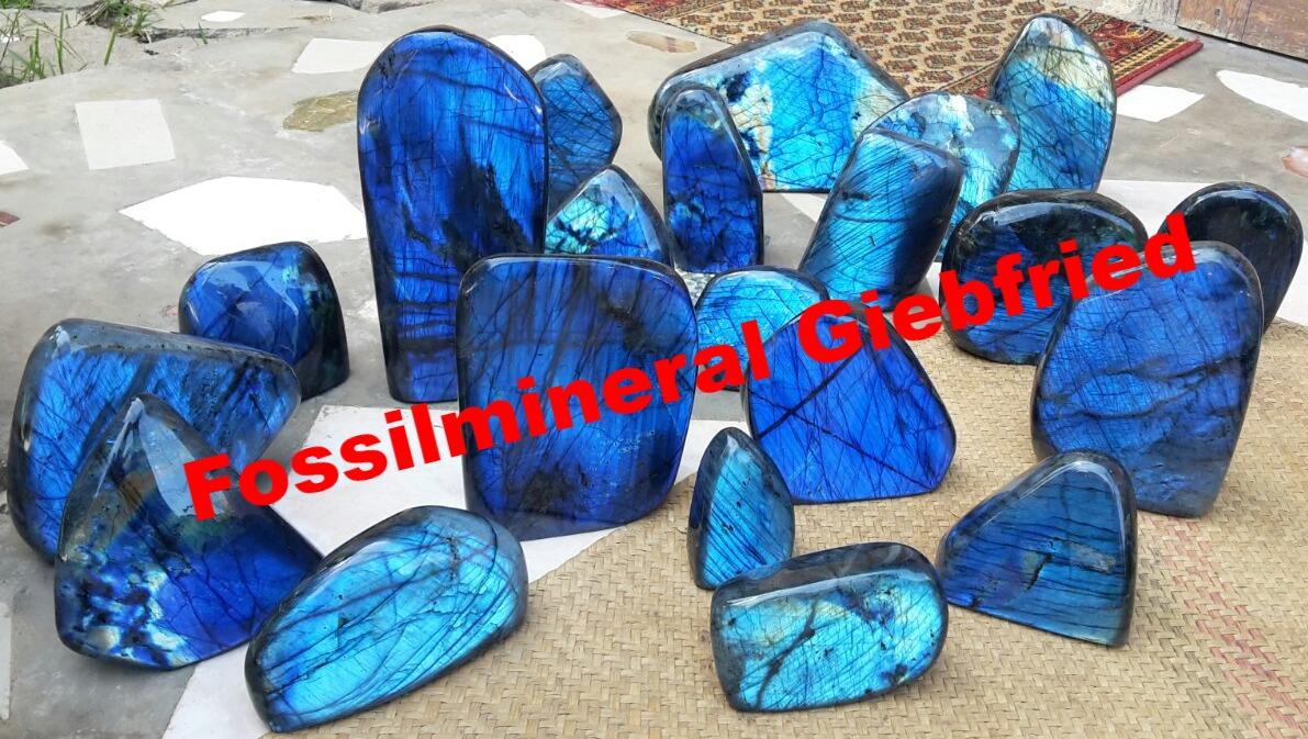 Blauer Labradorit - Giebfried