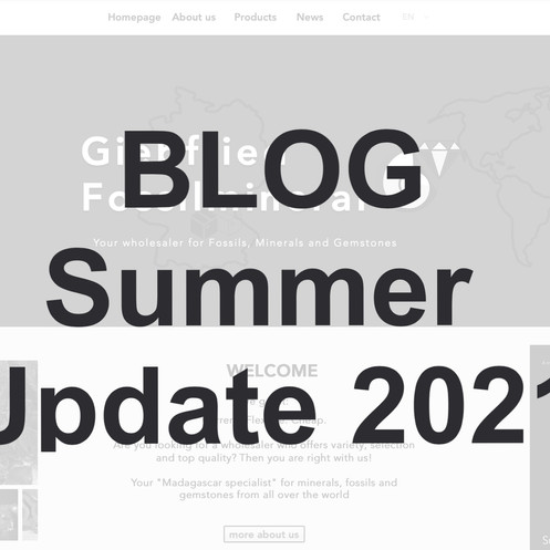 Sommer 2021 Update