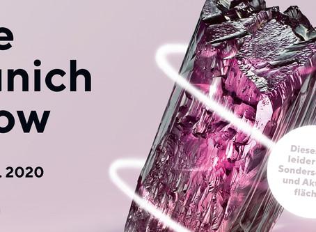 Messestand Mineralientage München 2020
