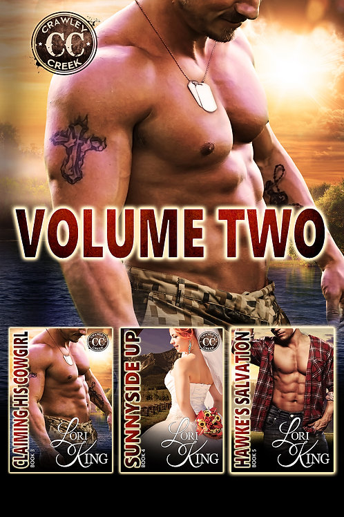 Volume 2: Claiming His Cowgirl, Sunnyside Up, Hawke's Salvation