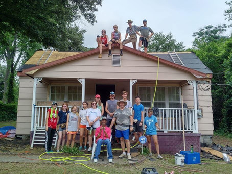 A Week with Salkehatchie Summer Service