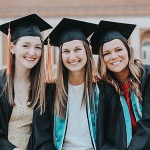 Caroline, Danielle, & Holly