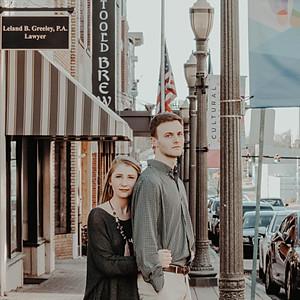 Katie & Blake