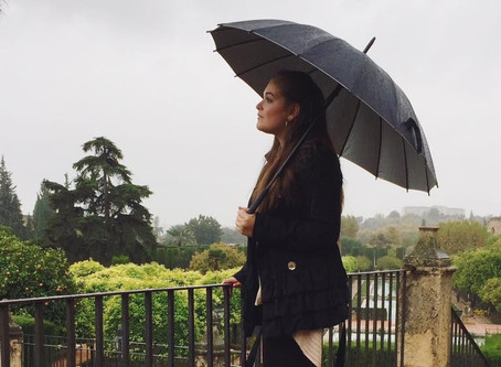 Madeline Weih--Abroad in Spain