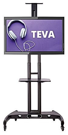 Teva-Multifonctional-mobile-LCD-LED-plas