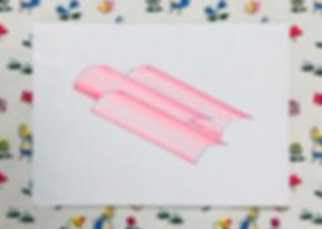 부분이나 요소가 공간을 구성하는 방식 (pen on paper 20X15cm)