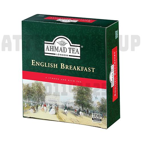 Ahmed Tea 100 Bags