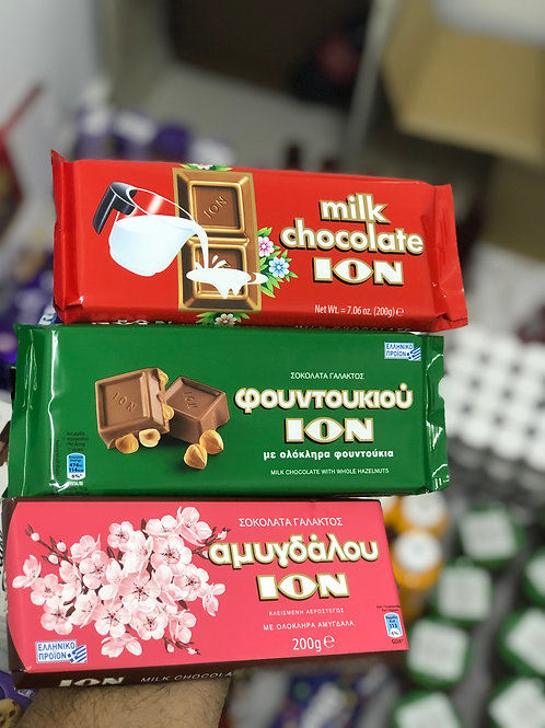 Ion Chocolate 200 G