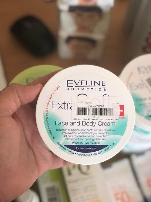 Eveline Extra Soft Whitening Face and Body Cream