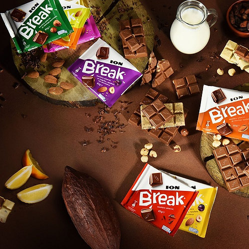 Ion Break Chocolate 85g