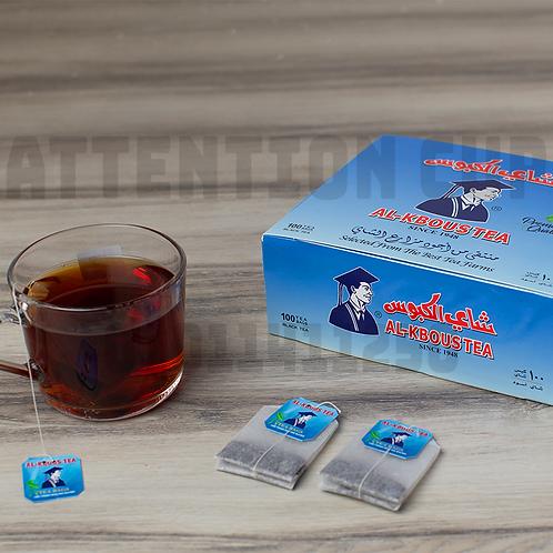 Al-Kbous Tea 100 Bags
