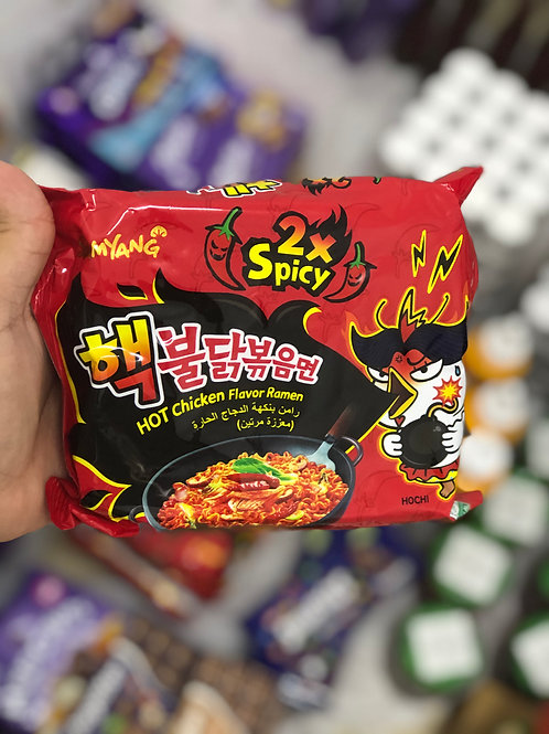 Samyang Hot Chicken Flavor Ramen Noodles - 140 gm