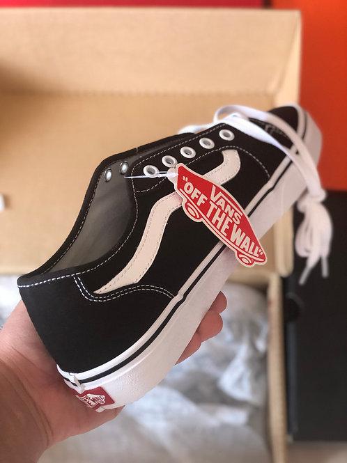Vans MN Fillmore Decon Mens Shoes, Black ((Canvas) black/white)