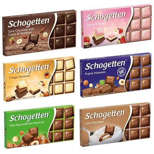 Schogetten Chocolate - 100 gm