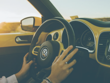 How to Achieve a Good Driving Posture