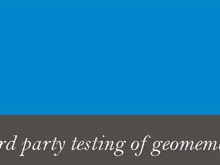 GEOTEST ACTIVELY SERVICING AFRICA