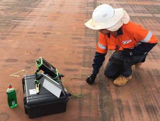 GEOTEST TAKE THEIR SERVICES TO AFRICA