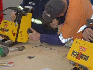 HDPE Welding Course a Success