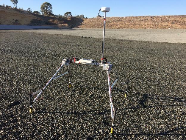 GPS Dipole Testing for Landfills